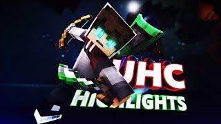 UHC Highlights #21 | Badlion FFA | TOP3 7kills :v