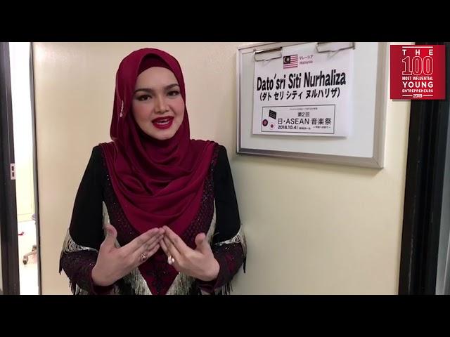 100MIYE 2018 - Dato' Sri Siti Nurhaliza