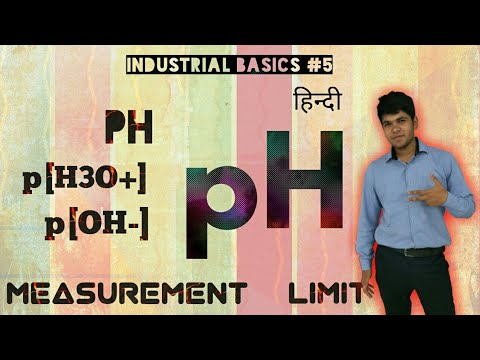 [Hindi] pH total concept, why pH is 0 to 14? , How to measure pH correctly?