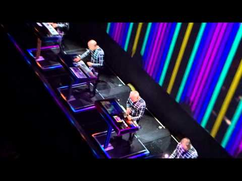 Kraftwerk.Neon Lights.Amsterdam Paradiso 2015