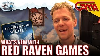 Empires Of The Void II - Overview with Ryan Laukat of Red Raven Games