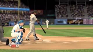 MLB 2K12 Quick Clips (PS3) - Kershaw K's 9 vs Pittsburgh