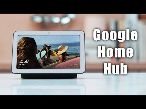 An In Depth Look At The Google Home Hub Youtube