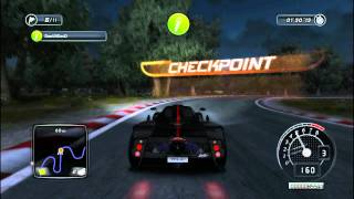 #1 Test Drive Unlimited 2 Multiplayer: Folge den Anführer