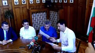 """SportenPlovdiv TV: Официално подписаха споразумението за """"Колежа"""""""