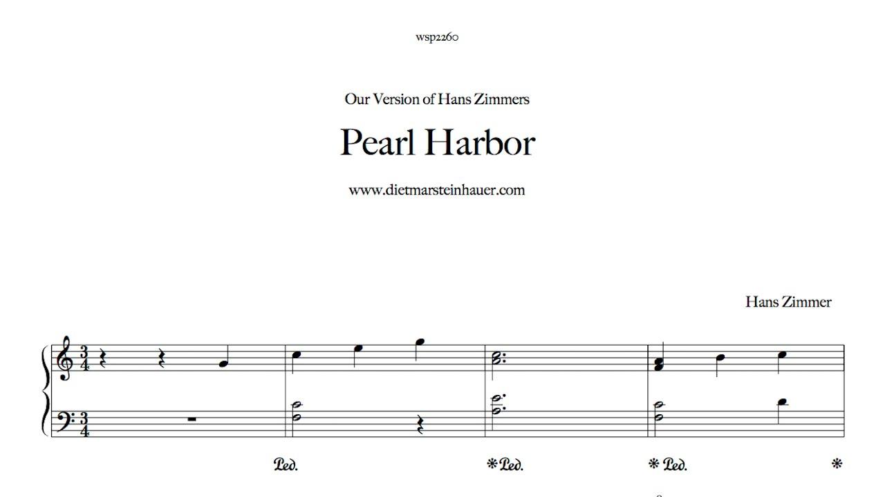 Pearl harbor youtube for Dietmar steinhauer