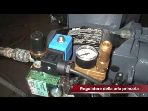Kroll bruciatore ad olio esausto kg ub 55 doovi for Bruciatore a pirolisi