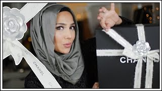 MY CHANEL CLASSIC BAG UNBOXING | Amena