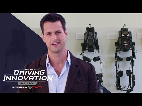 Bionic Suits - Driving Innovation: Bay Area