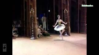 Natalia Osipova-3rd Odalisque variation-Bolshoi-Doble tour en l'air
