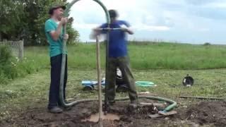 видео Способ бурения скважин