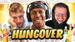 The Sidemen take a Quiz but they are Hungover...