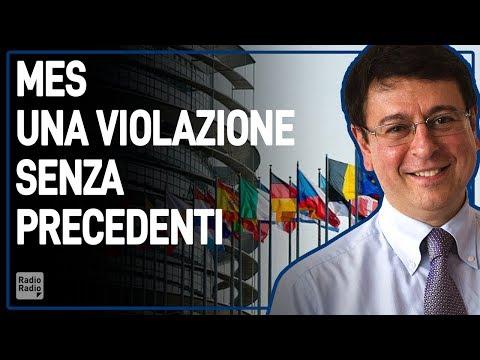 IL MES VIOLA OGNI PRINCIPIO DI DEMOCRAZIA, ECCO PERCHÉ - Valerio Malvezzi