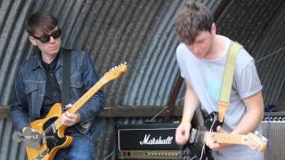 Rats on Rafts feat. Alex Kapranos - Jazz live op Into The Great Wide Open 2012