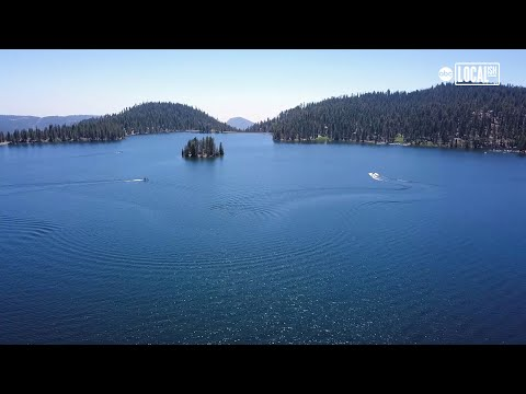 Huntington Lake is one of the best sailing lakes in America! | My Go-To