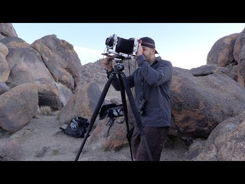 Photography On Location: Alabama Hills 2018
