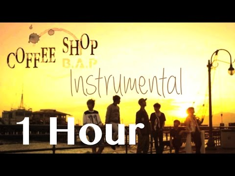 Coffee Shop BAP inspired music: Full Album - Kpop Instrumental (Modern K Pop Jazz Piano Music Video)