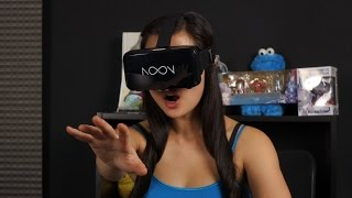 NOON VR Virtual Reality Headset: Overview