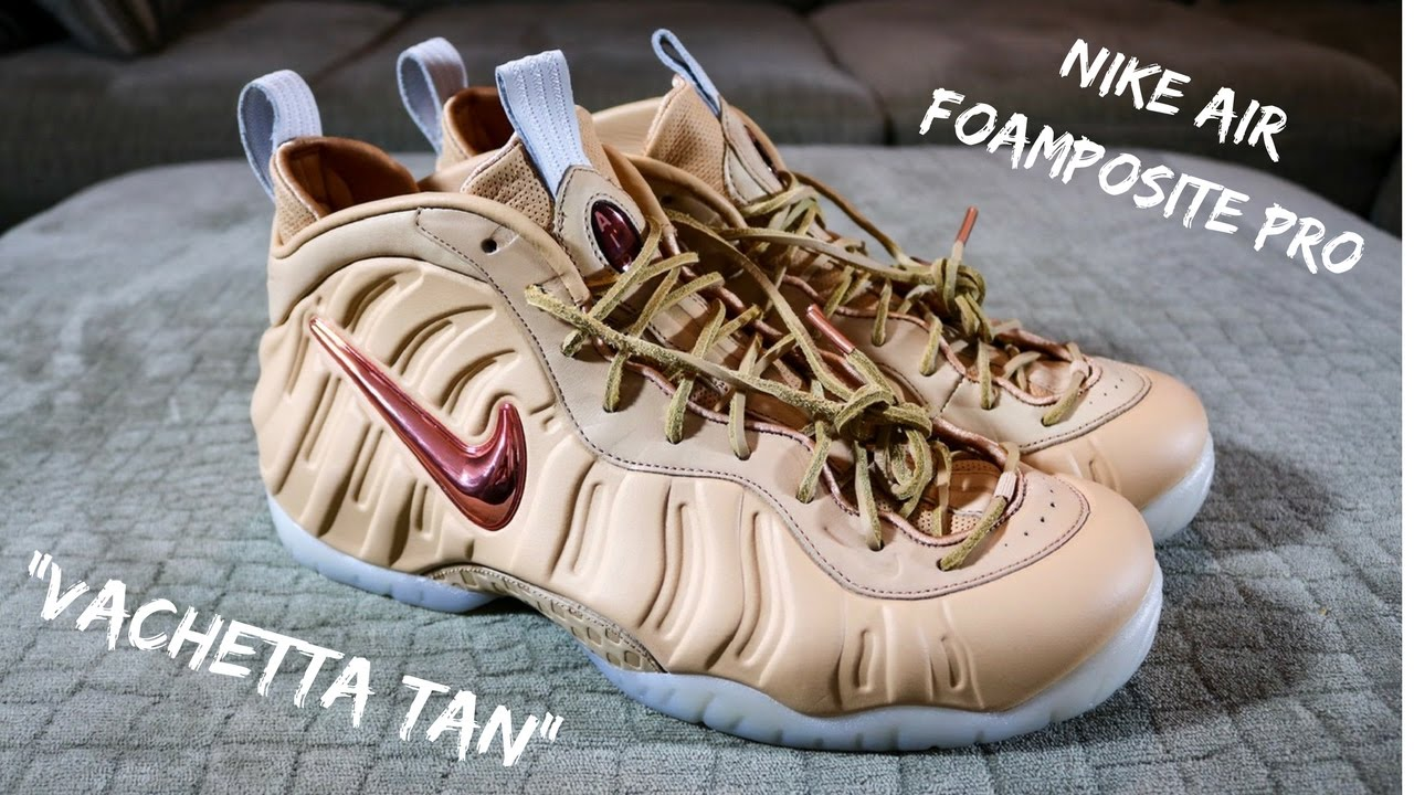 4e2b261a836 How much is TOO MUCH for a sneaker purchase + Nike Vachetta Tan Foamposite  One  OttomanBoxOpenings