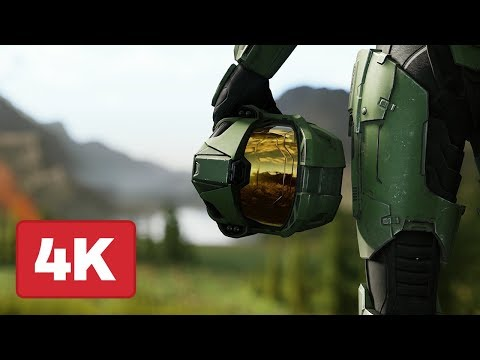 Halo Infinite Reveal Trailer (Halo 6) - E3 2018