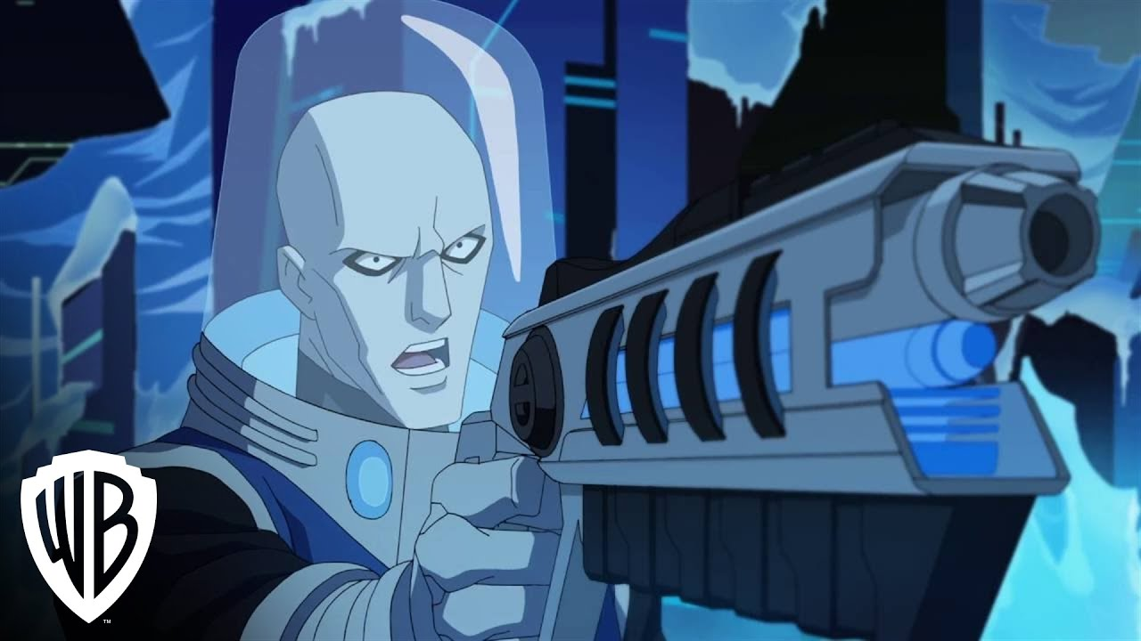 Batman Unlimited: Mech vs. Mutants 2016