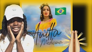 Baixar WOAH! | Anitta - Medicina (Áudio Official) Single | Reaction