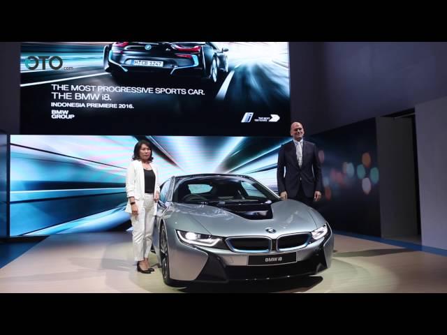 Bmw I8 Coupe Harga Konfigurasi Review Promo Juni 2019