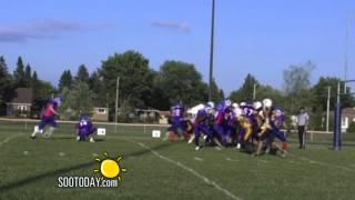 The Sault Steelers Vs. The Ottawa Invaders - Saturday July 7, 2012