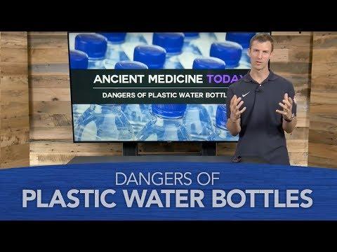 Dangers Of Plastic Water Bottles