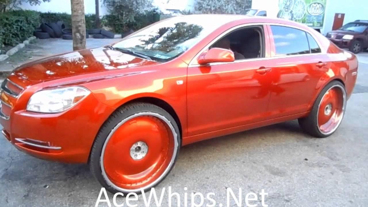 C2C Customs- 2011 Chevy Malibu on 26