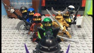 """LEGO Ninjago: Hunters Ep.7- """"Art of the Silent Fist!"""" (SEASON FINALE)"""
