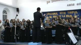 Corul Crescendo-Marire-ntru cele