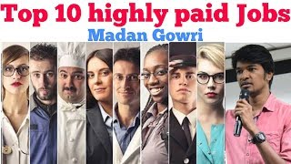 Top 10 highly paid Jobs | Tamil | Madan Gowri | MG