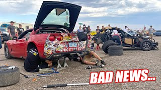 homepage tile video photo for RACE WEEK Day 6: The Axlepocalypse, But the Damage Goes Deeper... BAD News for Ruby!!!