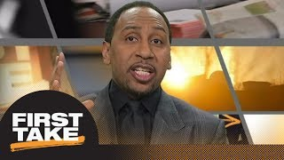 Stephen A. Smith goes off on Steelers | First Take | ESPN