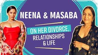 Masaba & Neena Gupta on divorce with Madhu Mantena, single parenting & Viv Richards | Masaba Masaba