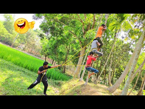 Comedy Video 2020   You Must Be Laugh   Top Funny Video Ep13 _Famous Emon