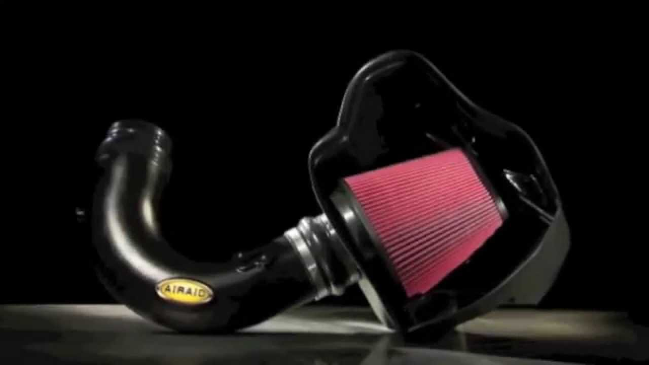 AIRAID Intake For Polaris RZR 800 2008-2012 Install Video - CLICK BELOW FOR  UPDATED VIDEO!