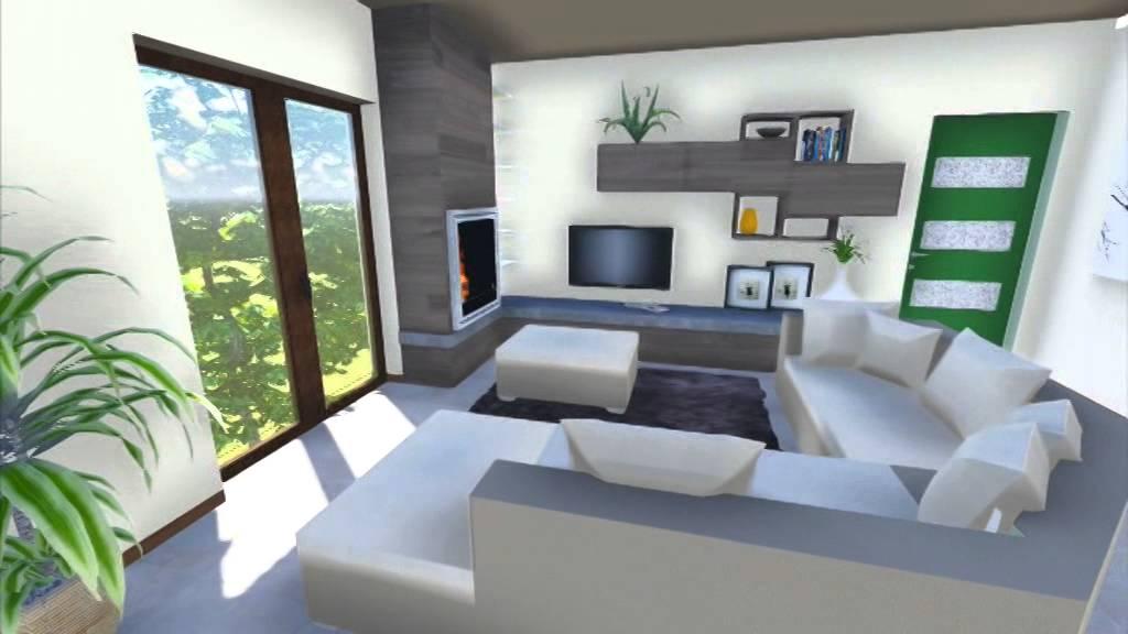 Esempio 1 architettura interni arredamento youtube for Arredamento architettura interni