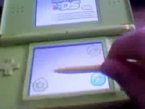 how to use the action replay ds