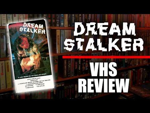 VHS Review #046: Dream Stalker (1991, Artistic License)