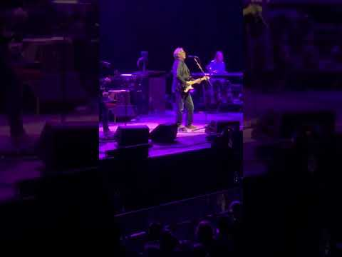 Holy Mother. Eric Clapton Live in Las Vegas.