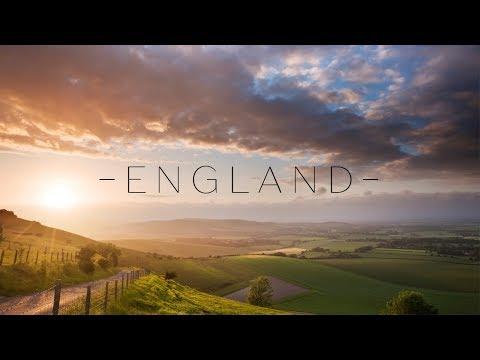 ENGLAND 2017 - Drone Footage