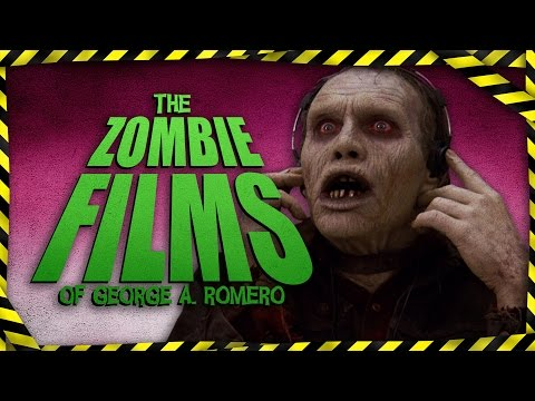 The Zombie Films Of George A. Romero