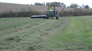 Last Cutting for 2011