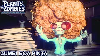O FIM do ZUMBI BOA PINTA Plants vs Zombies BATTLE for NEIGHBORVILLE