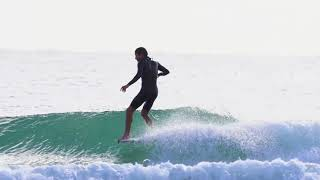 TSBW   Learn To Surf    Cross Step