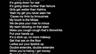 Florida - GDFR (Lyrics)