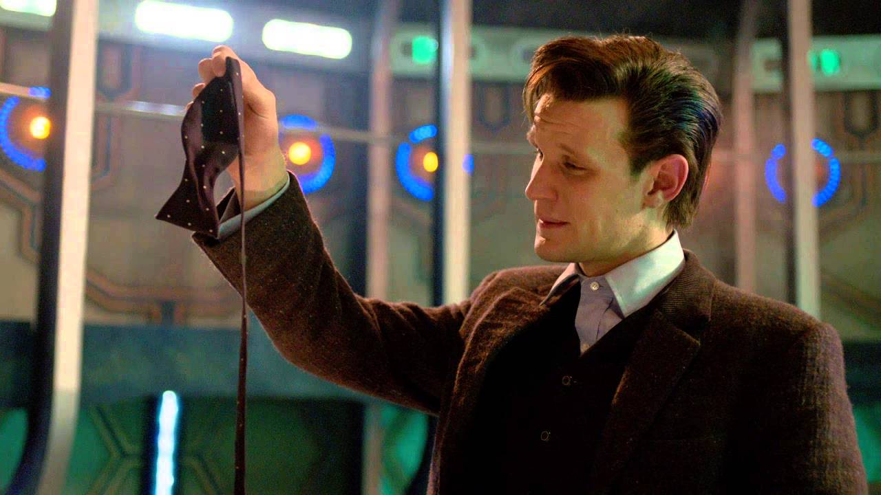 the eleventh doctor s farewell speech only
