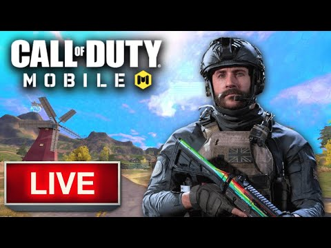 NEW UPDATE!! LUCKY DRAW + EVENT!  // CALL OF DUTY MOBILE // Battle Royale